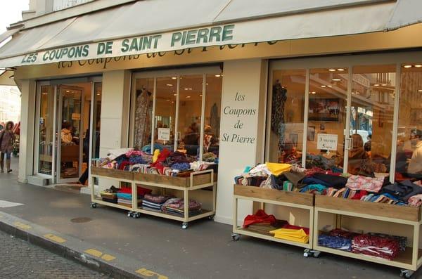 Les coupons de saint pierre mercerie et mat riel de couture montmartre - Www les coupons de saint pierre ...