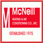McNeill Heating & Air Conditioning Co. Service