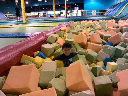 Jumping World Trampoline Park Trampoline Parks Houston