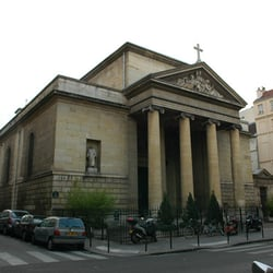 Église Saint-Denis du Saint Sacrement, Paris, France