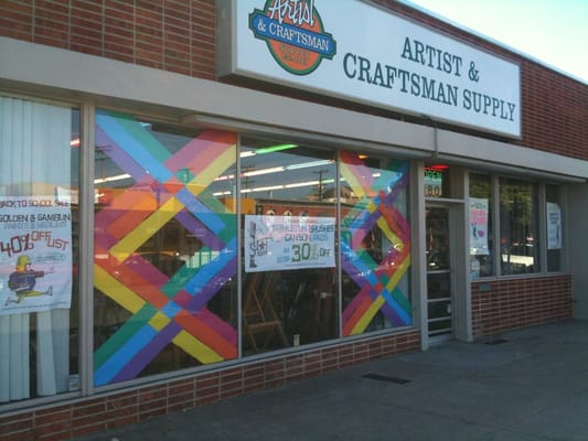 Artist craftsman supply 20 photos art supplies for Michaels arts and crafts san diego