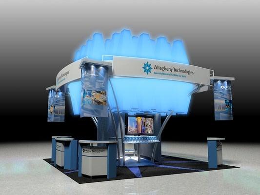 20x20 booth design   Yelp