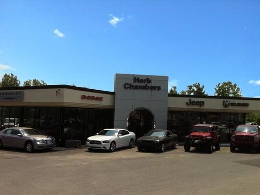 Herb Chambers Dodge >> Herb Chambers Chrysler Jeep Dodge RAM of Millbury - Millbury, MA, United States | Yelp