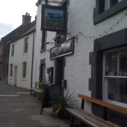 The Black Bull, Morpeth, Northumberland