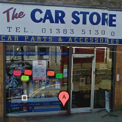 Car Store, Cowdenbeath, Fife, UK