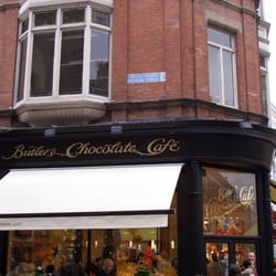 Butlers Chocolate Cafe, Dublin