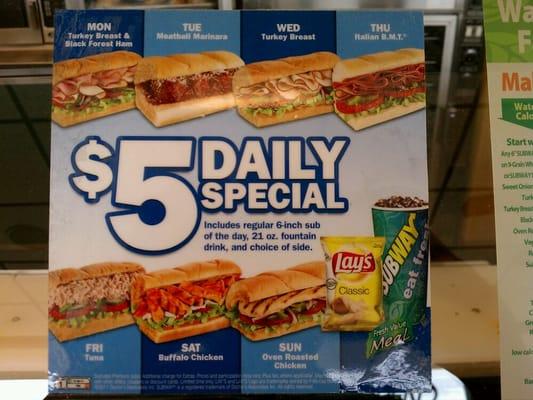 Subway - Fast Food - West University - Houston, TX - Reviews - Photos ...