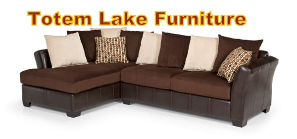 Quality American made sofas, sectionals and more at Totem Lake