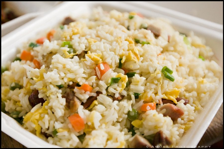 young chow fried rice. | Yelp Young Chow Fried Rice