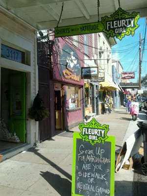 Fleurty girl store garden district new orleans la for Jewelry stores in slidell louisiana