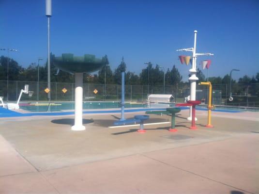 Las Posas Pool Sprayground Playgrounds San Marcos Ca Yelp
