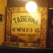 Taberna Almendro 13, Madrid, Spain