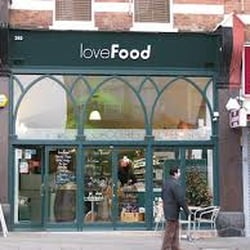 Love Food, London, UK