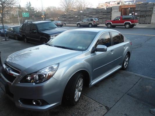 2013 Subaru Legacy W 5 Tint Yelp