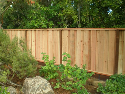 Peninsula Fence Company Home Services Menlo Park Ca