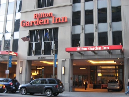 Photos For Hilton Garden Inn Chicago Downtown Magnificent Mile Yelp