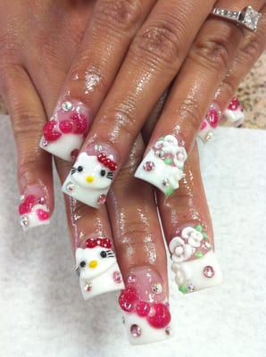 3d nails upland for 3d nail salon upland ca