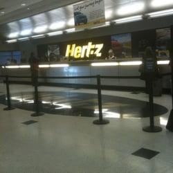 Hertz Car Rental George Bush Airport