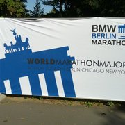 Bmw Berlin Marathon ehemals Real Marathon, Berlin