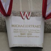 Michaelertrakt, Wien, Austria