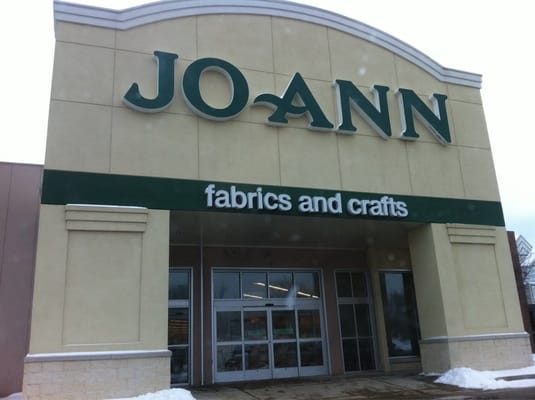 Jo ann fabric and craft stores yelp for Fabric outlet near me