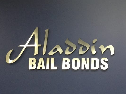Probably the best picture of aladdin bail bonds that we could find