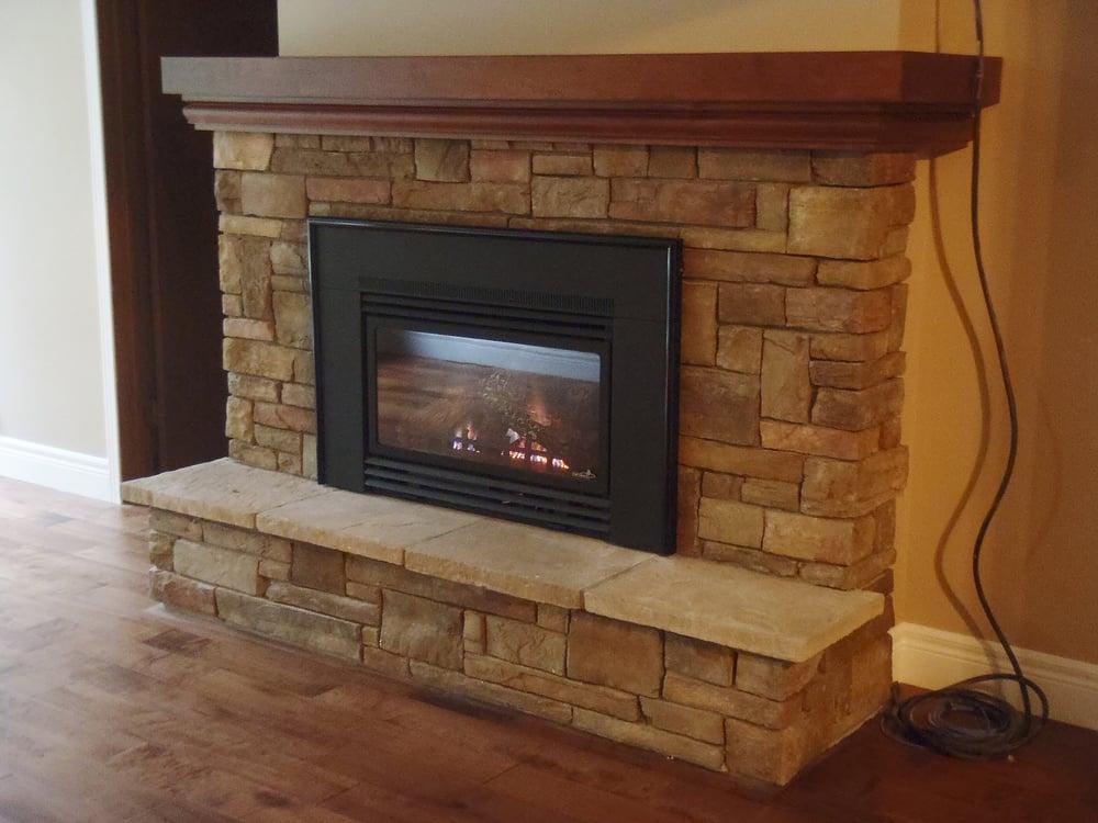 Fireplace Repair Re facing