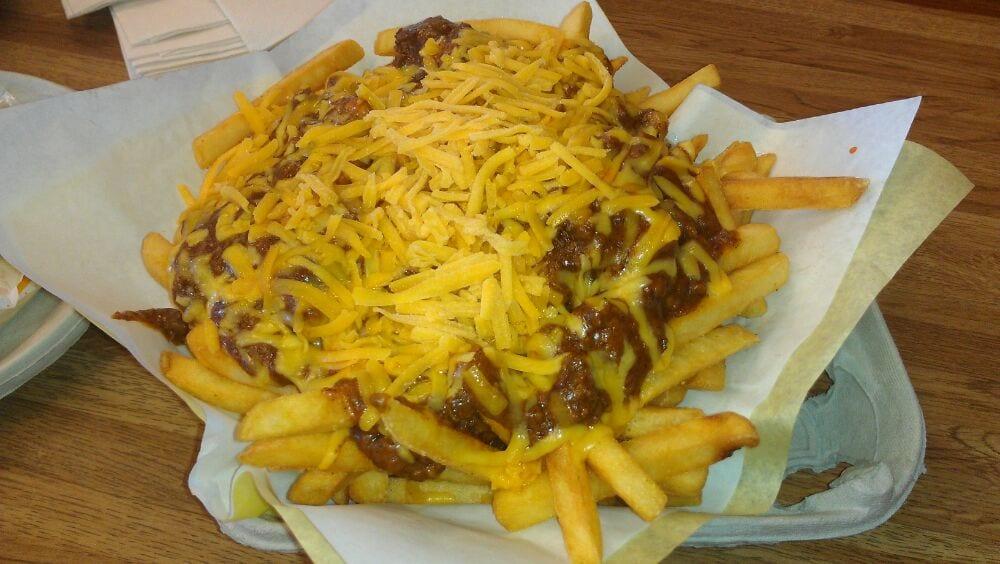 best chili cheese fries