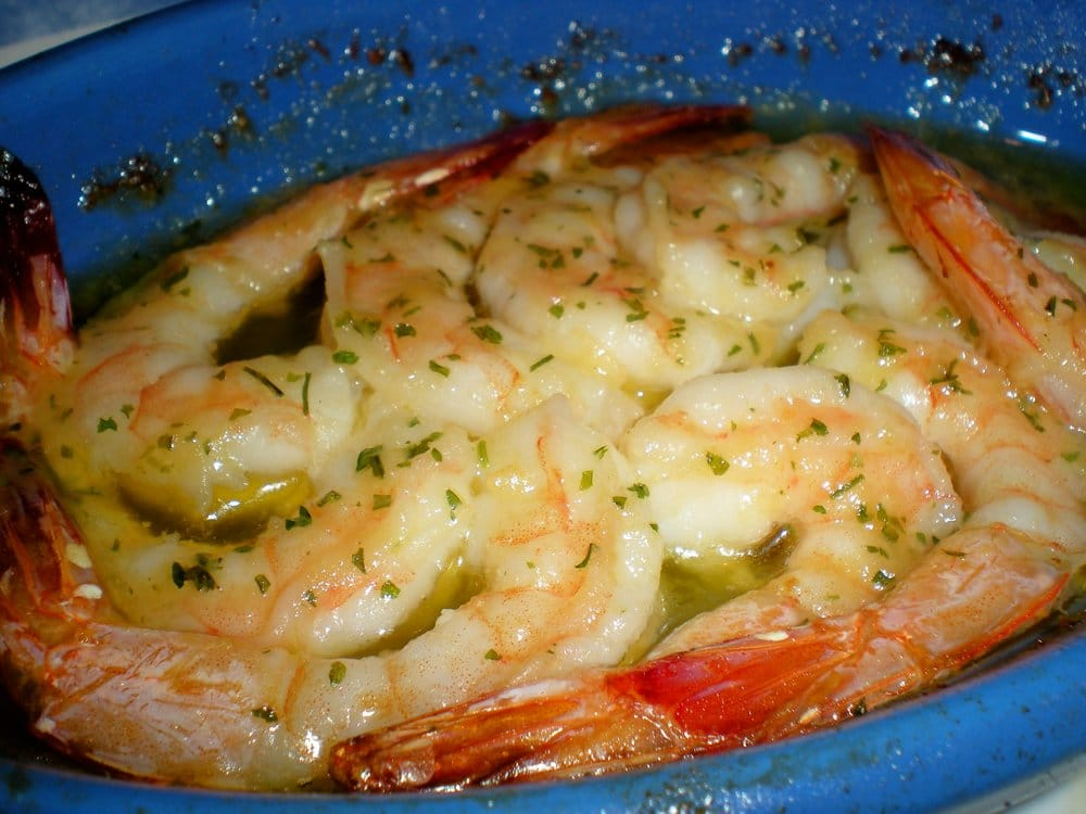 Red Lobster Garlic Shrimp Scampi