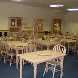 Unfinished Furniture Outlet Furniture Stores Sanford Nc Yelp