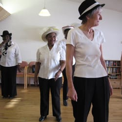 Line Dancing at Sundial every Wednesday 10am-11.30am