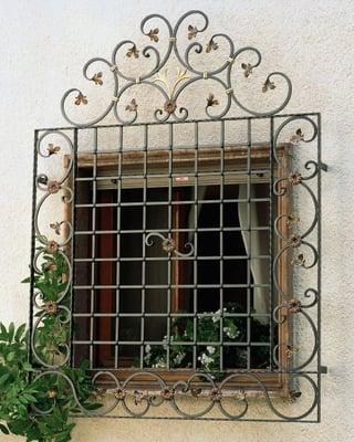 decorative security window bar yelp
