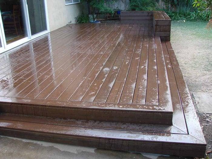 Trex Composite Deck Yelp