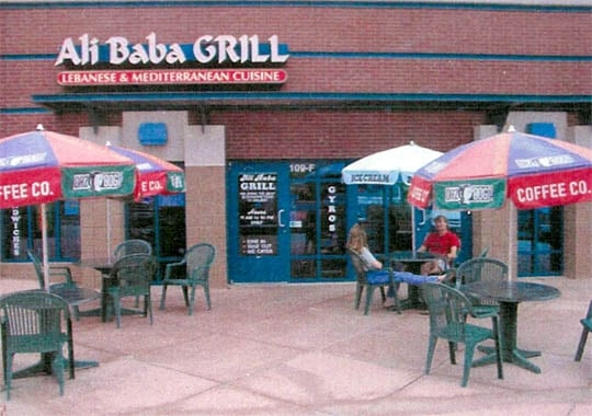 Ali baba grill 82 photos mediterranean golden co for Ali baba s middle eastern cuisine
