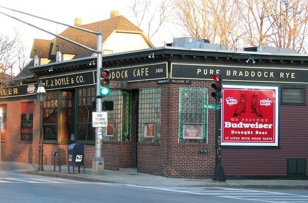 Doyle S Cafe  Washington St Jamaica Plain Ma