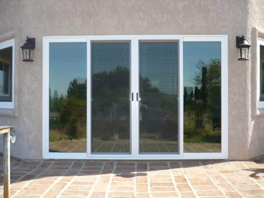Sliding Glass Door Panels