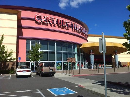 Cedar hills crossing movie theater