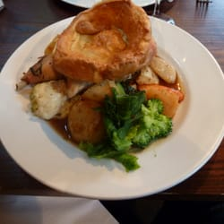 Roast chicken goodness at the Ship