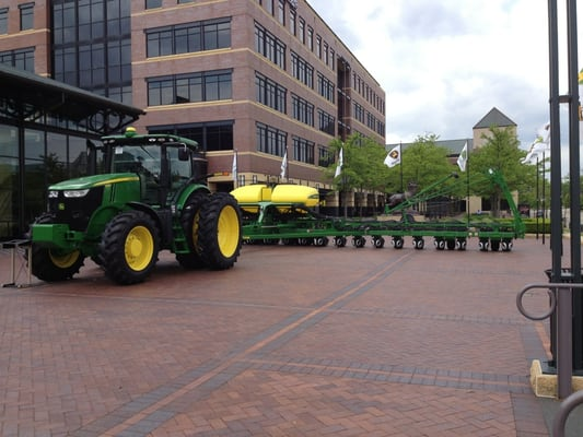 Moline (IL) United States  city photos gallery : John Deere Pavillion Museums Moline, IL, United States Yelp
