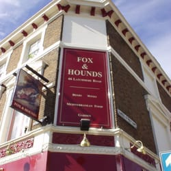 Fox & Hounds, London