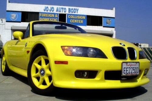 Bmw z3 replica made on a mazda miata chassis yelp for South motors bmw collision center