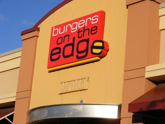 Burgers on the Edge