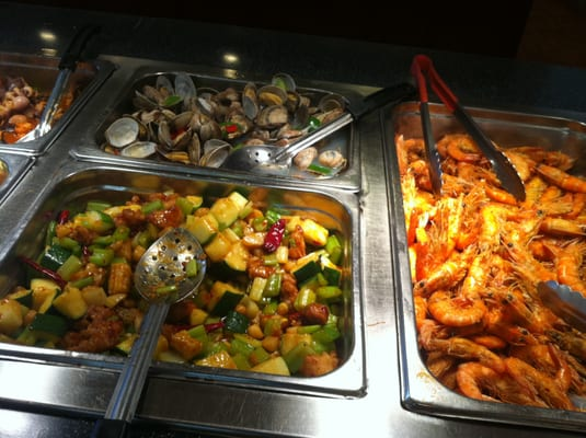 New asia buffet buffets for Fish buffet near me