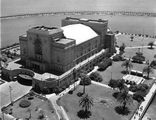The old long beach municiple theater where the terrace for The terrace cinema