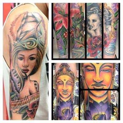 Three jewels tattoo studio san antonio tx yelp for Tattoo shops near me san antonio