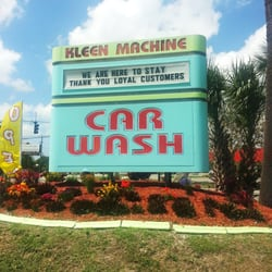 island kleen machine