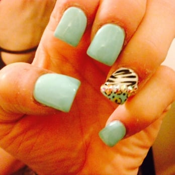 Simple yet cute love 3d nails for 3d nail salon upland ca