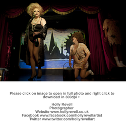 RVT Panto 2013 The Little Orphaned ORPHANED FANNIE 21013 First Night 4th December.