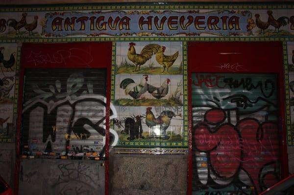 La Antigua Huevería