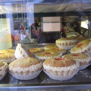 Coconut Tarts - £.90 a piece